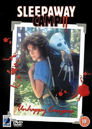 Rent Sleepaway Camp 2: Unhappy Campers Online DVD Rental