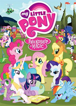 Rent My Little Pony: Friendship Is Magic Online DVD & Blu-ray Rental