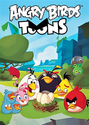 Rent Angry Birds Toons Online DVD & Blu-ray Rental