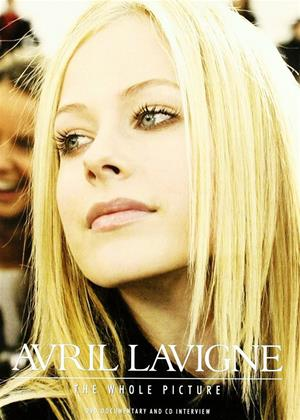 Rent Avril Lavigne: The Whole Picture Online DVD Rental