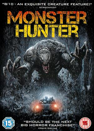 Rent Monster Hunter (aka Dark Was the Night) Online DVD Rental