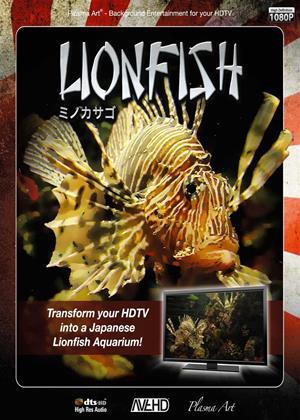 Rent Plasma Art: Lionfish Online DVD Rental