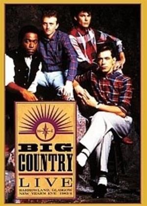 Rent Big Country: Live at Barrowlands Online DVD Rental