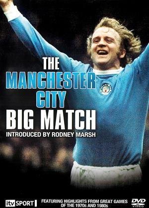 Rent The Manchester City: Big Match Online DVD Rental