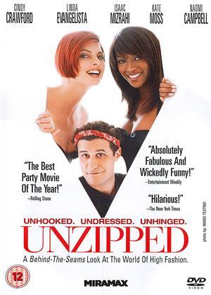 Rent Unzipped Online DVD Rental