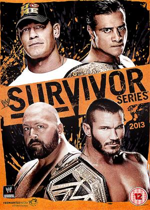 Rent WWE: Survivor Series: 2013 Online DVD & Blu-ray Rental