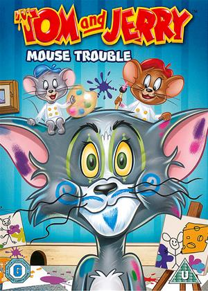 Rent Tom and Jerry: Mouse Trouble Online DVD Rental