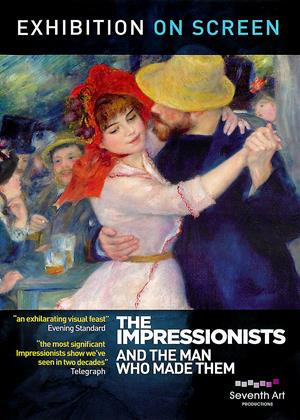 Rent The Impressionists and the Man Who Made Them (aka The Impressionists) Online DVD Rental