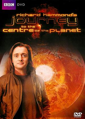 Rent Richard Hammond's Journey to the Centre of the Planet Online DVD Rental