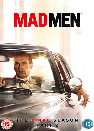 Rent Mad Men: Series 7: Part 2 Online DVD Rental