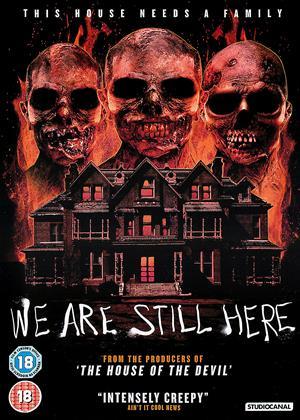 We Are Still Here Online DVD Rental