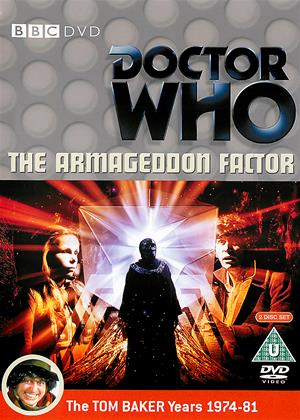 Rent Doctor Who: The Armageddon Factor Online DVD & Blu-ray Rental