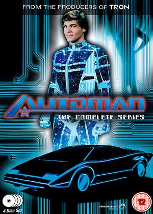 Automan: Series Online DVD Rental