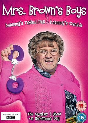 Mrs. Brown's Boys: Mammy's Tickled Pink and Mammy's Gamble Online DVD Rental