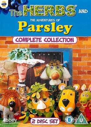 Rent The Herbs / Parsley the Lion Online DVD Rental