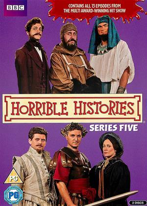 Rent Horrible Histories: Series 5 Online DVD Rental