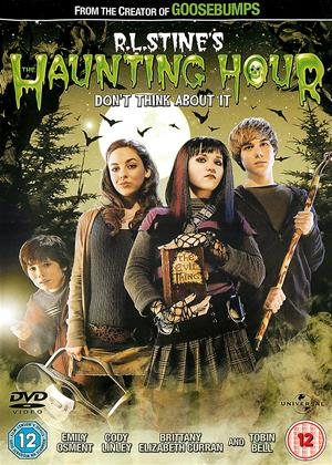Rent Haunting Hour: Don't Think About It (aka R.L. Stine's the Haunting Hour: Don't Think About It) Online DVD Rental
