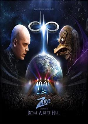 Rent Devin Townsend Project: Ziltoid Live at the Royal Online DVD Rental