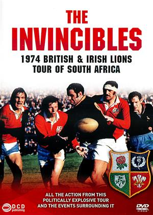 Rent British and Irish Lions Tour of South Africa 1974 Online DVD Rental