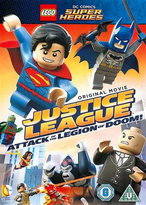 Rent Lego DC Super Heroes: Justice League: Attack of the Legion of Doom! Online DVD & Blu-ray Rental