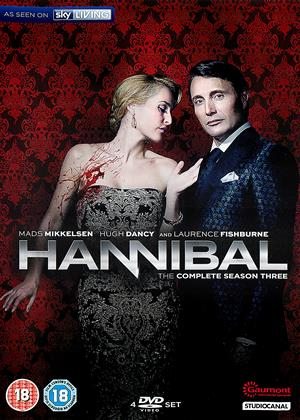 Rent Hannibal: Series 3 Online DVD Rental