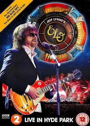 Rent Jeff Lynne's ELO: Live in Hyde Park Online DVD Rental