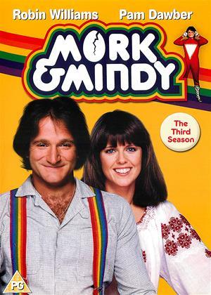 Rent Mork and Mindy: Series 3 Online DVD Rental