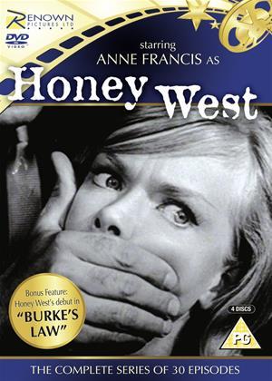 Rent Honey West Online DVD Rental