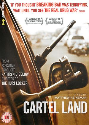 Cartel Land Online DVD Rental