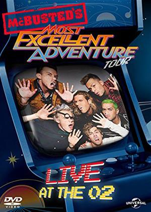 Rent McBusted: Most Excellent Adventure Tour: Live at the O2 Online DVD Rental