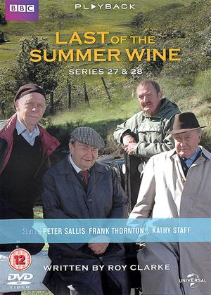 Rent Last of the Summer Wine: Series 27 and 28 Online DVD Rental