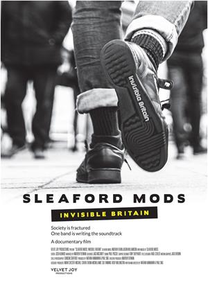 Rent Sleaford Mods: Invisible Britain Online DVD Rental