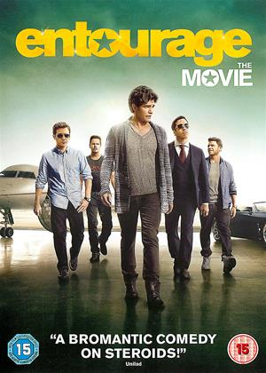 Rent Entourage Online DVD Rental