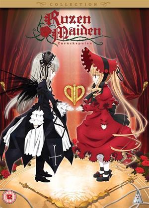 Rent Rozen Maiden: Zurückspulen Collection Online DVD Rental