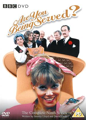 Rent Are You Being Served?: Series 9 Online DVD Rental