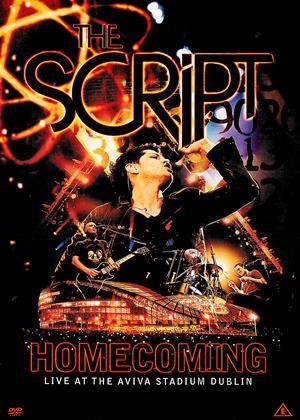 Rent The Script: Homecoming: Live at the Aviva Stadium Dublin Online DVD Rental