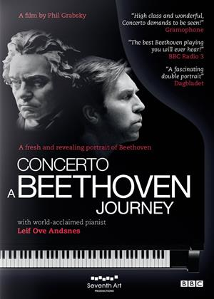 Rent Concerto: A Beethoven Journey Online DVD Rental