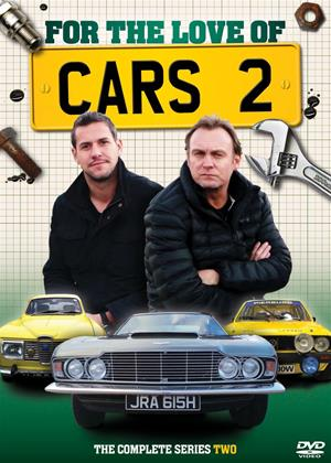 Rent For the Love of Cars: Series 2 Online DVD Rental
