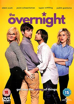 Rent The Overnight Online DVD Rental
