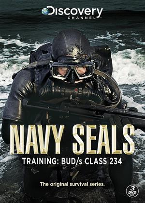 Rent Navy SEALs: BUDS Class 234: Series Online DVD Rental