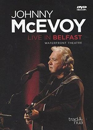 Rent Johnny McEvoy: Live in Belfast Waterfront Theatre Online DVD Rental