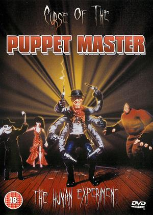 Rent Curse of the Puppet Master Online DVD Rental