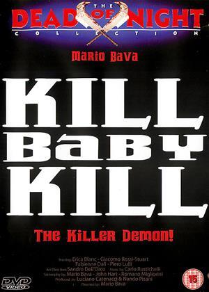 Rent Kill Baby, Kill (aka Operazione paura) Online DVD Rental