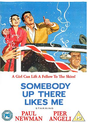 Rent Somebody Up There Likes Me Online DVD Rental