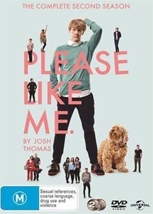 Rent Please Like Me: Series 2 Online DVD Rental