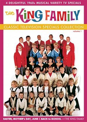 Rent The King Family: Vol.1 Online DVD Rental