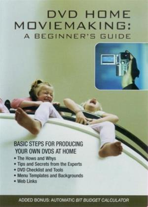 Rent DVD Home Moviemaking: A Beginner's Guide Online DVD Rental