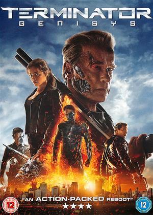 Terminator Genisys Online DVD Rental