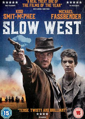 Slow West Online DVD Rental