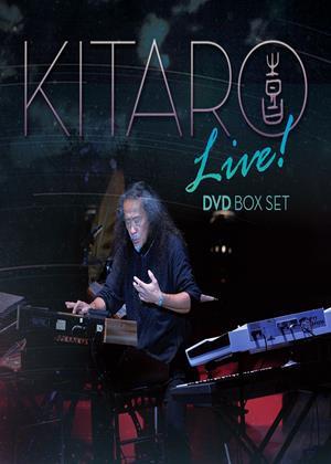 Rent Kitaro: Live! Online DVD Rental